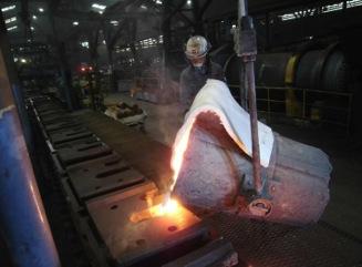 鋳造部門のイメージ